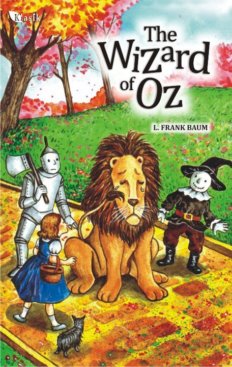 Review The Wizard Of Oz Luckty Si Pustakawin