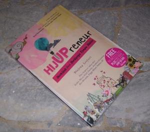 HIJUPreneur + VCD Tutorial Hijab