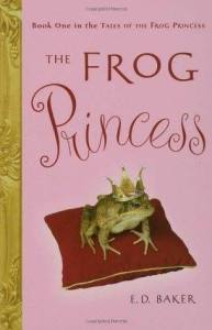 the frog princess 2