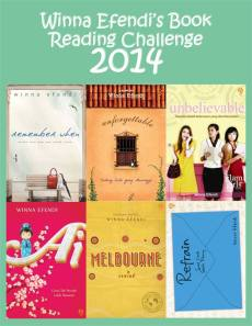 Winna Efendi's Book Reading Challenge 2014
