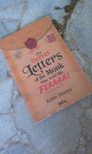 the secret letters of the monk