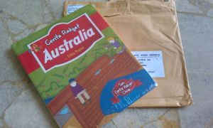 cerita rakyat dari australia