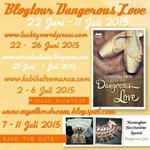 blogtour dangerous love