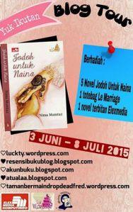 blogtour jodoh untuk naina