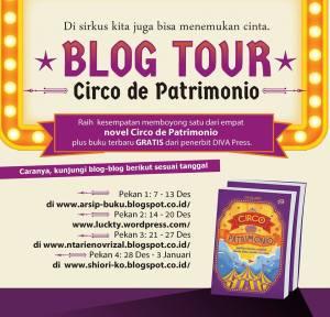 blogtour circo