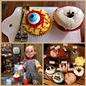 korea monster cupcake