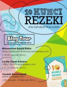 blogtour 10 kunci