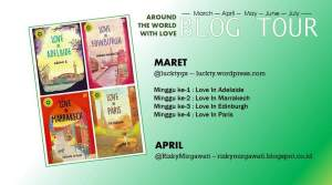 blogtour around the world series