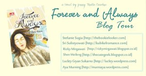 blogtour forever and always