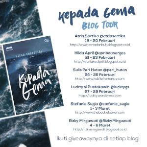 Kepada Gema-Blog Tour