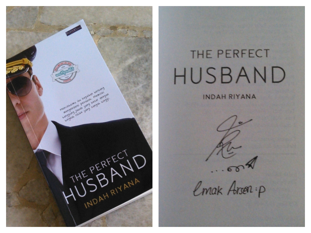REVIEW The Perfect Husband Luckty Si Pustakawin