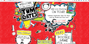 tom-gates-website