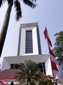 gedung baru perpustakaan nasional ri